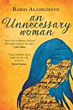 Front cover for the book An Unnecessary Woman by Rabih Alameddine