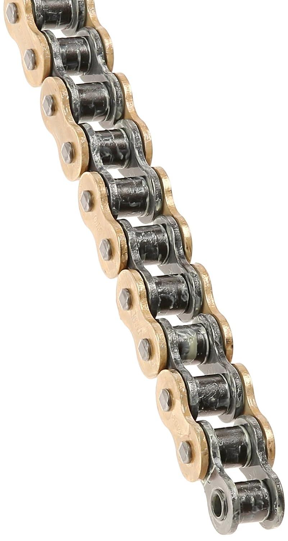 DID 530VXGB-116 ゴールド Xリングチェーン 接続リンク付き   B006O864O8
