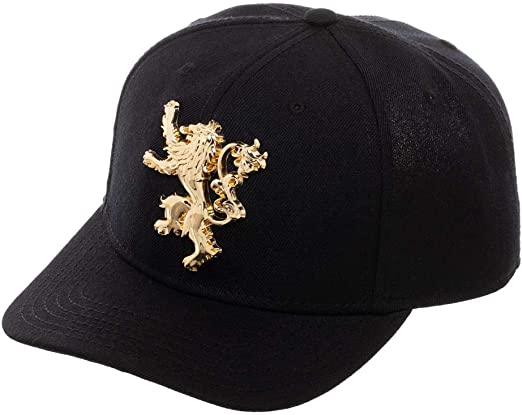 Game of Thrones House of Lannister beanie