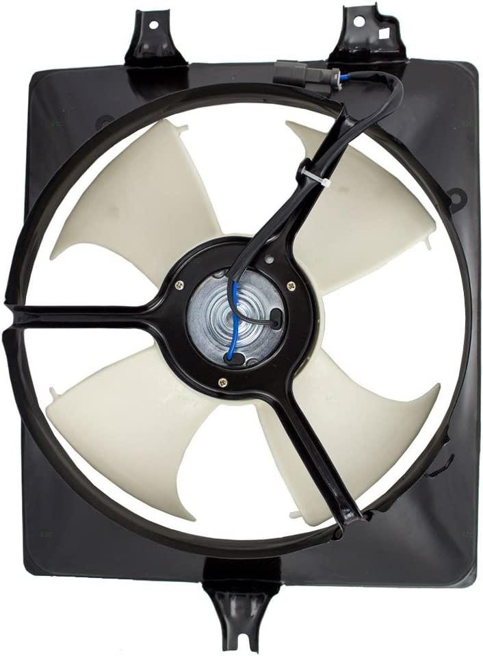 AC A//C Condenser Cooling Fan Assembly Replacement for Acura TL Honda Accord 38616P8CA01 AutoAndArt