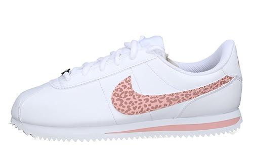Nike Cortez Basic SL (GS), Zapatillas de Running para Mujer
