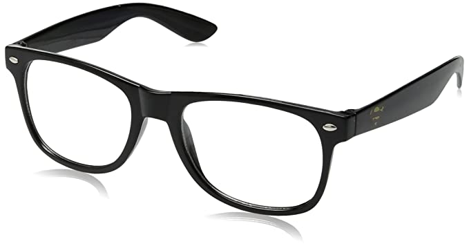 75391d12320 Amazon.com  Classic Clark Kent Glasses Superman Halloween Costume ...