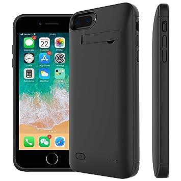 FindaGift 4000mAh Funda Batería para iPhone 7 Plus iPhone 8 ...