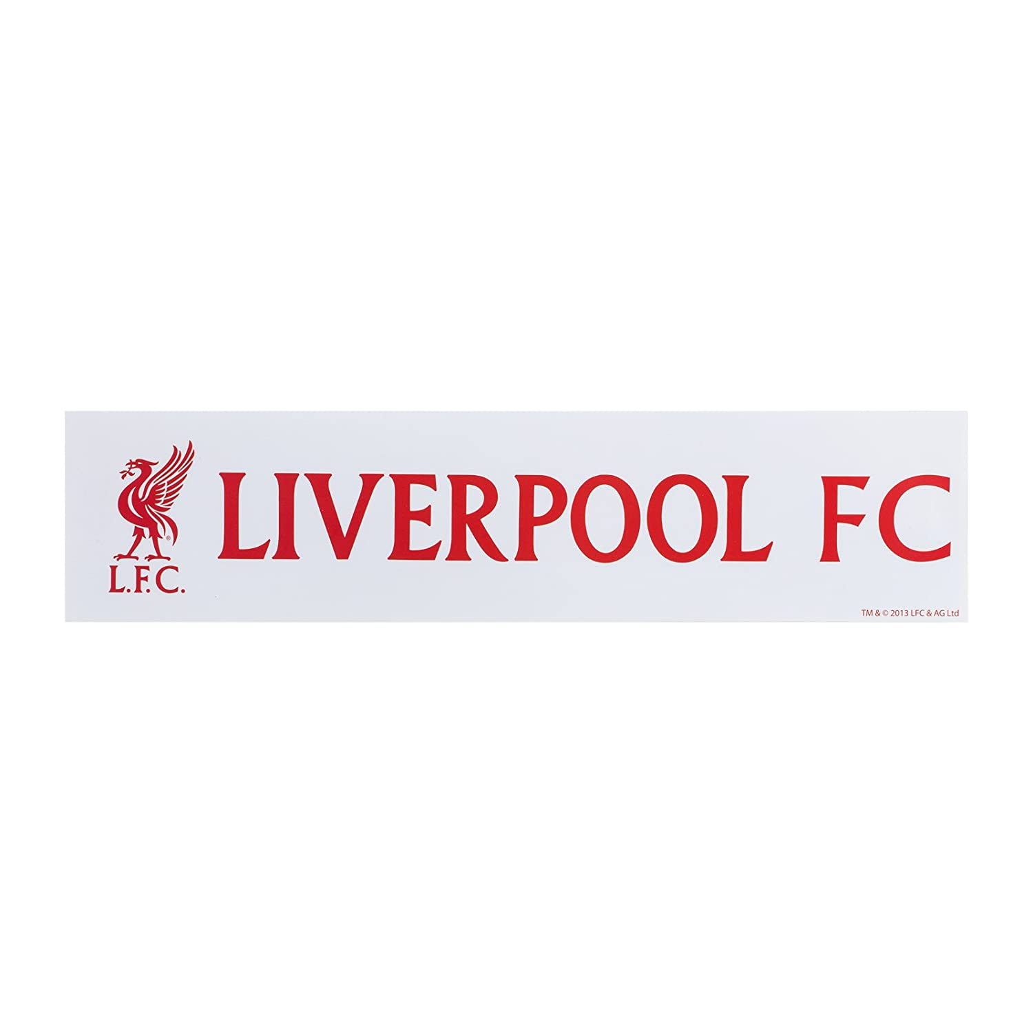 Liverpool FC Window Sticker