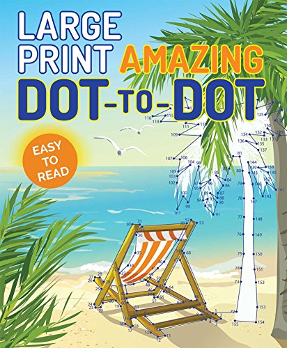 Pdf Crafts Large Print Amazing Dot-to-Dot