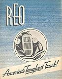 1937 Reo Logging Truck Sales Brochure