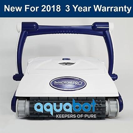 Amazon.com: Aquabot Drone profesional de natación: Jardín y ...