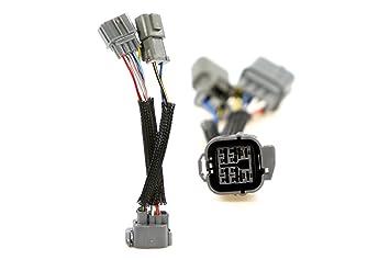 amazon com zerg distributor jumper harness obd2 distributor to obd1 rh amazon com VR6 OBD2 Wiring Civic OBD1 OBD2 Deletes into Car