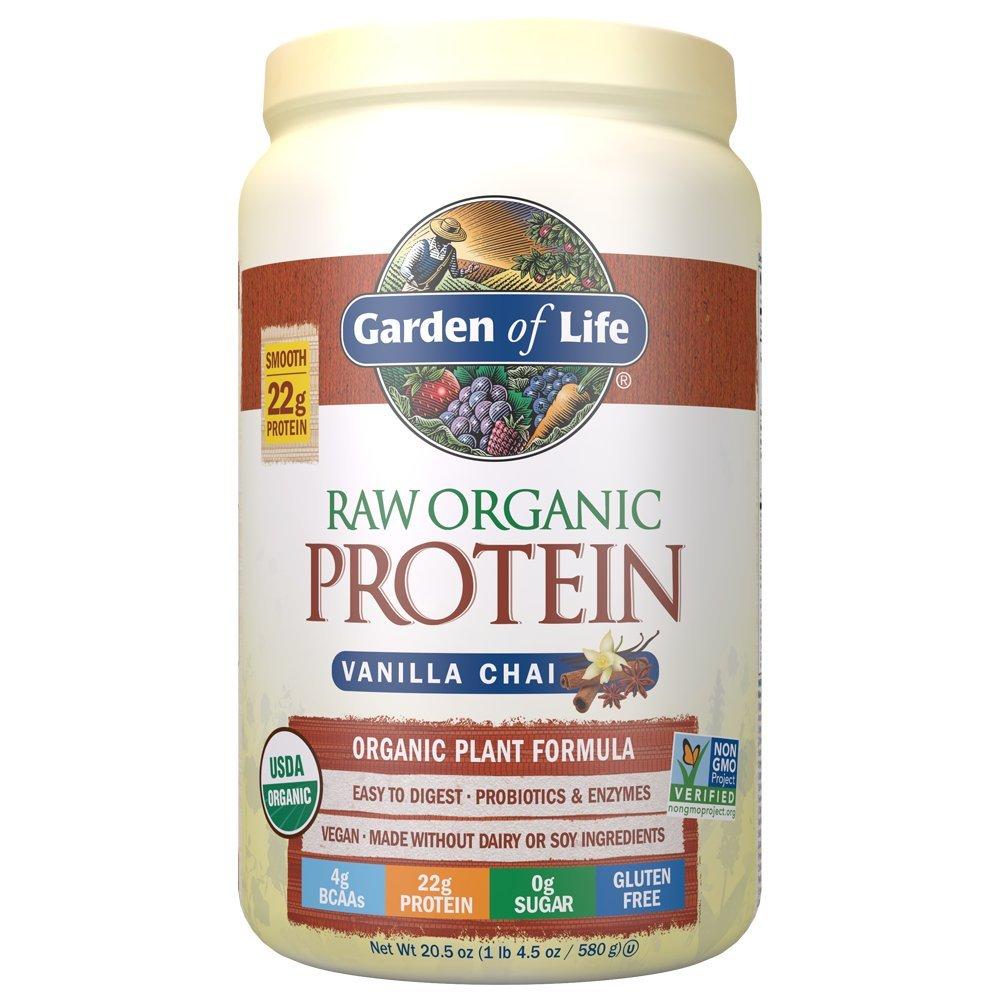 Garden of life organic vegan protein powder - Garden of life vanilla protein powder ...