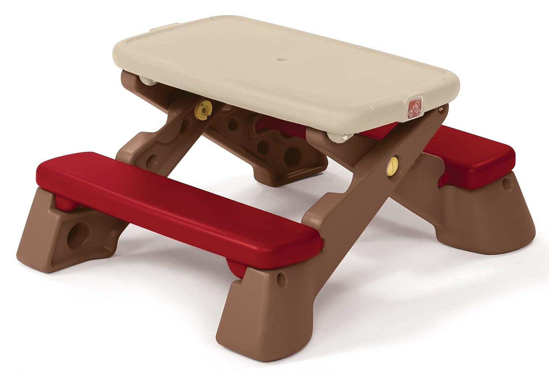 sc 1 st  Amazon.com & Amazon.com: Step2 Fun Fold Jr Picnic Table (New Colors): Toys \u0026 Games