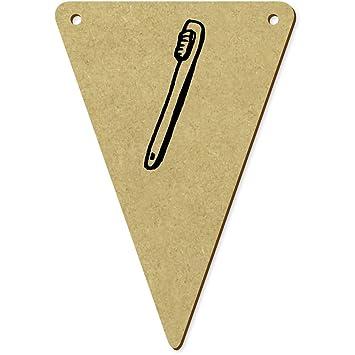 Azeeda 5 x 100mm Cepillo de Dientes Banderines / Banderas (BN00047810)