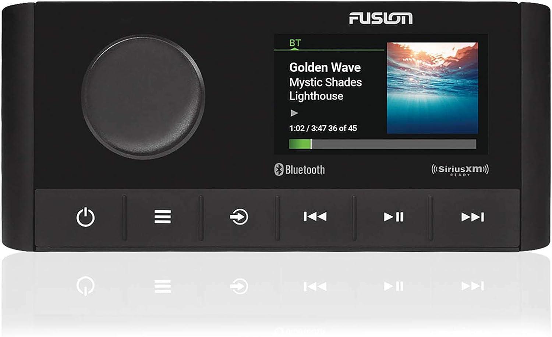 Fusion MS-RA210 Stereo with AM/FM, Bluetooth, SiriusXM, USB & 2-Zones