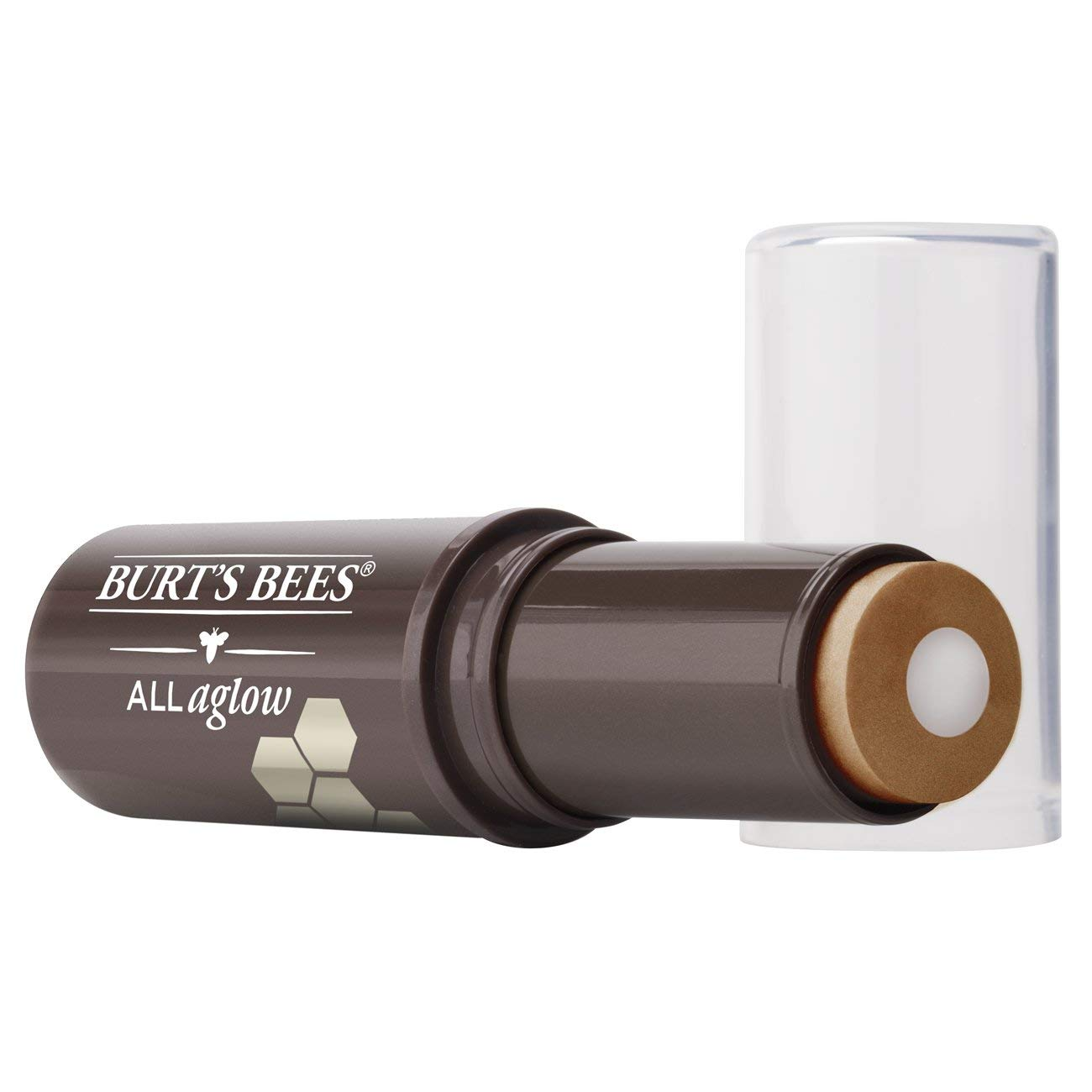 Burts Bees All Aglow Bronzer Stick, Golden Shimmer