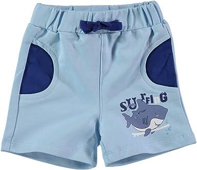 Civilim - Pantalones Cortos para niño (100% algodón, 6-18 Meses ...