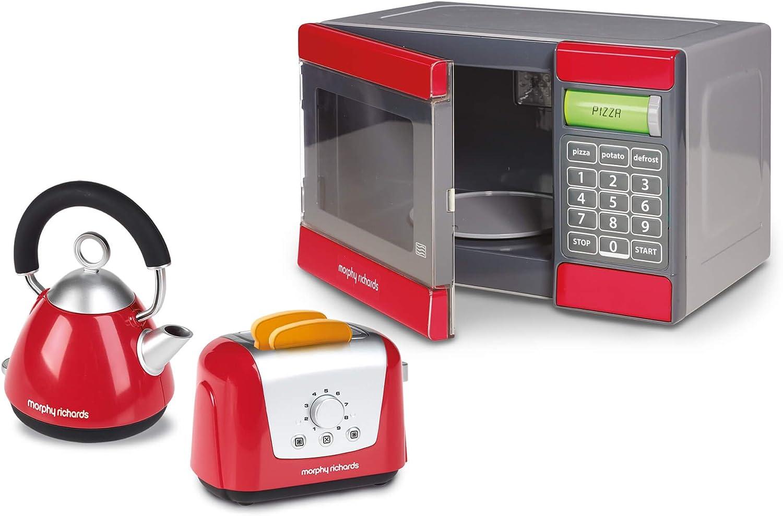 Amazon.com: Casdon – Cook Morphy Richards Microondas: Toys ...