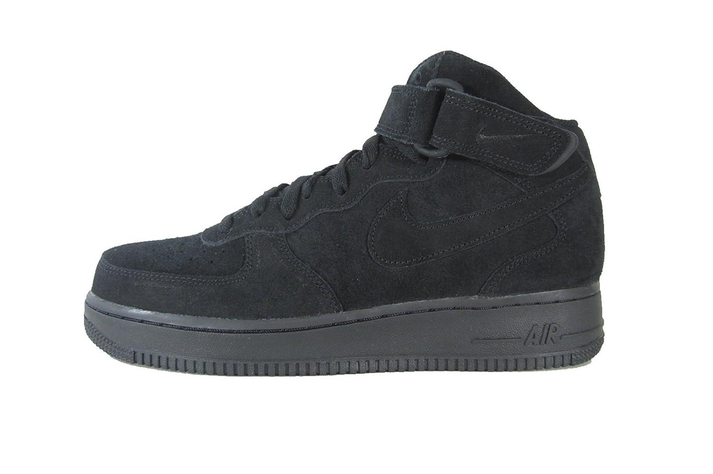 Nike Air Force 1 MID 07 Schuhe Sneaker Neu  44 EU Black/Black