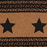VHC Brands Farmhouse Star Jute Primitive Tabletop