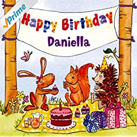 happy birthday daniella september 14 2009 format mp3 be the first to