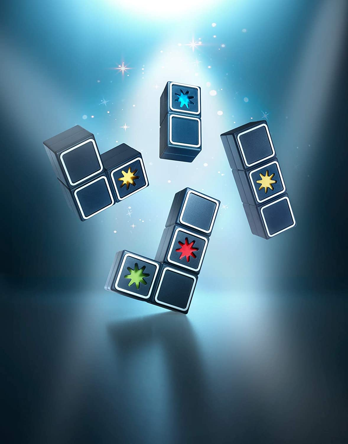 SmartGames Shooting Stars 3D Skill-Building Puzzle Game Featuring 60 Challenges for Ages 6+
