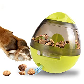 dog treat ball toy
