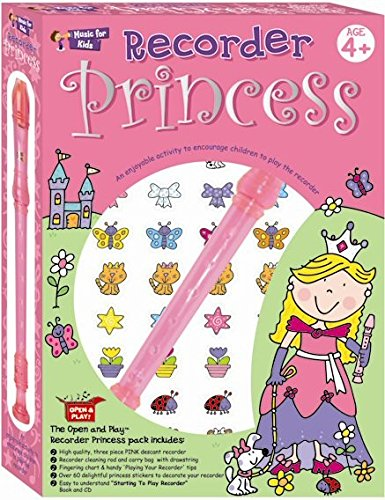 Open and Play: Recorder Princess Pack (Recorder Princess Collection)