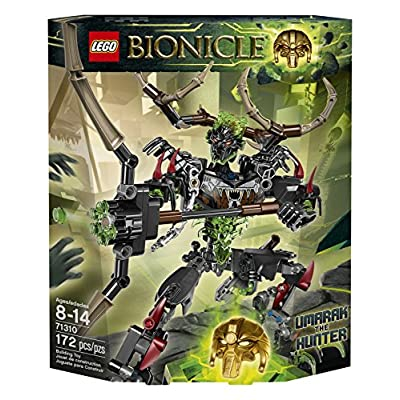 LEGO Bionicle Umarak the Hunter 71310 (Discontinued by manufacturer): Toys & Games