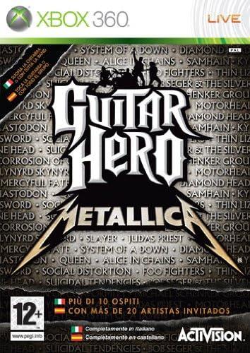 Guitar Hero: Metallica: Amazon.es: Videojuegos