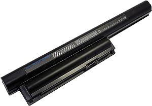 Ammibattery Replacement Battery For Sony VAIO SV-E14 VAIO SV-E15 VAIO SV-E17 VPC-CB VPC-EG VPC-CA VGP-BPL26 VPC-EK VGP-BPS26 VPC-EH VGP-BPS26A