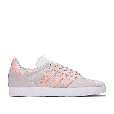 adidas Gazelle Sneakers Casual Pink Womens | eBay