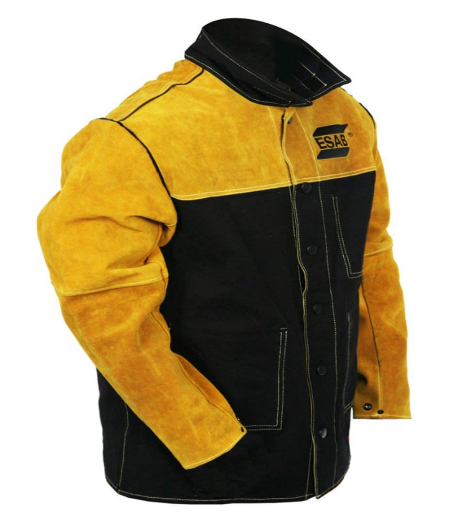 ESAB 0700010303 Proban/Leather Jacket, XL: Arc Welding ...
