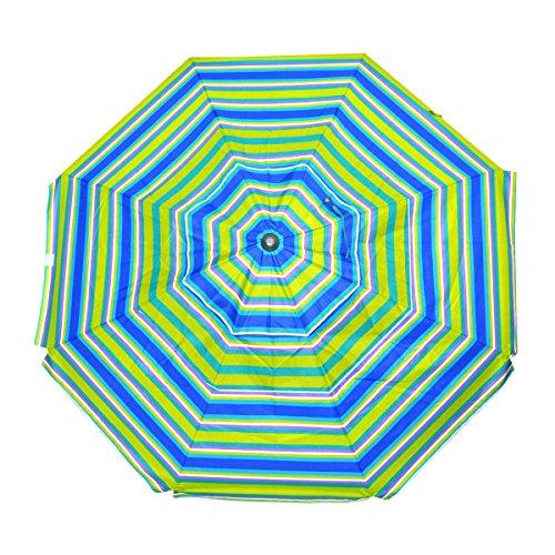 Square Fiberglass Market Umbrella - 9 ft Fiberglass Market Umbrella | Patio Umbrella with Crank Lift, Tilt, UPF100 Sun protection, Aluminum Pole
