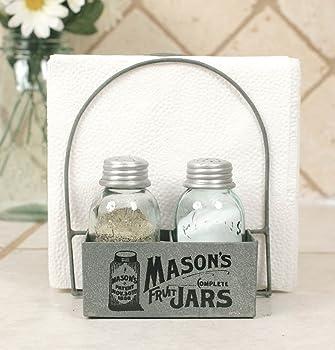 Mason's Jars Napkin Holder