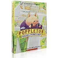 Poppleton Set (With Audio Cd) 小猪波普尔顿套装(带CD)