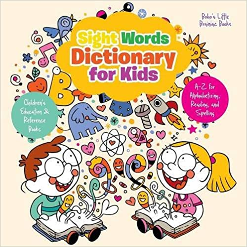 PDF Gratis Sight Words Dictionary For Kids - A-z For