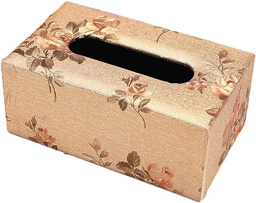 Oanzryybz Caja Soporte for pañuelos Caja Rectangular for pañuelos ...