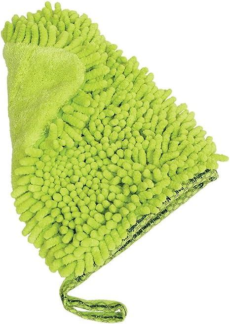 W/örner Wash mitt terry sunny yellow size 15x20 cm