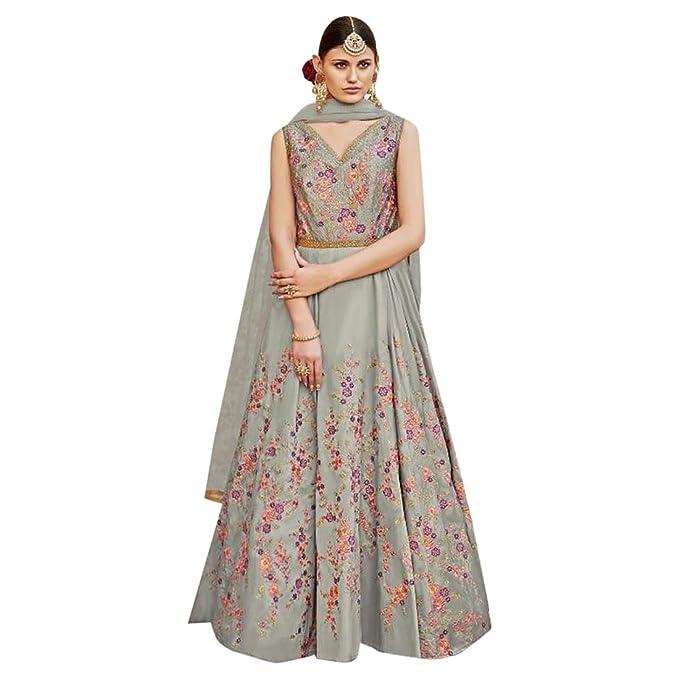 Amazon.com: Hit Bollywood 7309 - Traje de fiesta con diseño ...