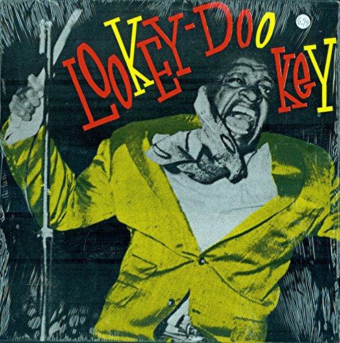 LOOKEY DOOKEY Honking Rhythm & Blooz Howl & Hoot - Various ARtists (VINYL LP RECORD)
