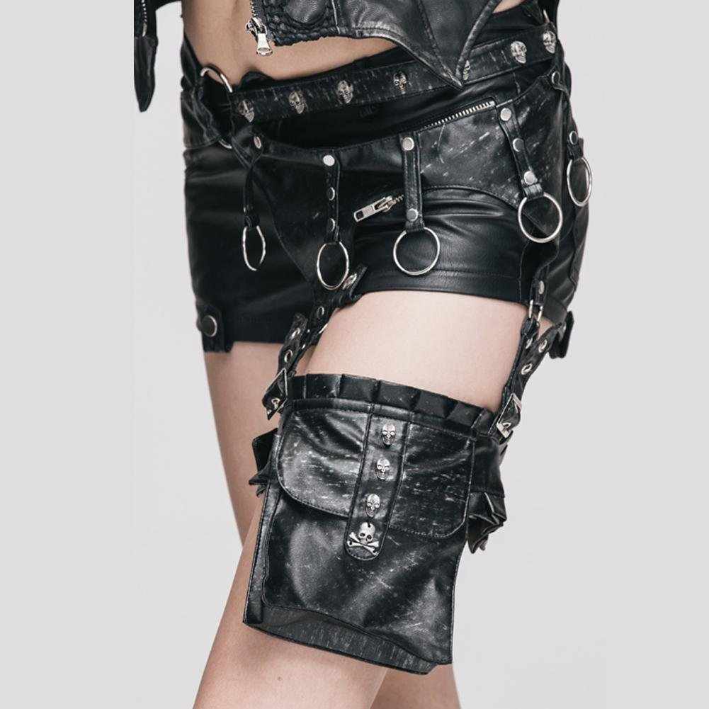 WPYZL Steam punk skirt fashion pockets female accessories package by Bumbag&KAIMENDAJI (Image #7)