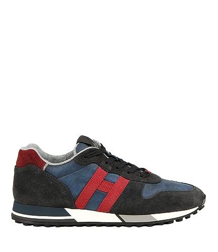 Hogan Sneakers H383 Uomo Mod. HXM3830AN50 10  Amazon.co.uk  Shoes   Bags cb1f56d32d1