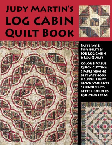 quilting books log cabin - 7