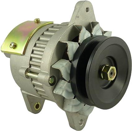 Amazon com: New Alternator Komatsu Dozer D20-6 D20-7 D21-7