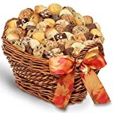 Simply Scrumptous Classic Cookie, Brownie & Muffin Gift Basket