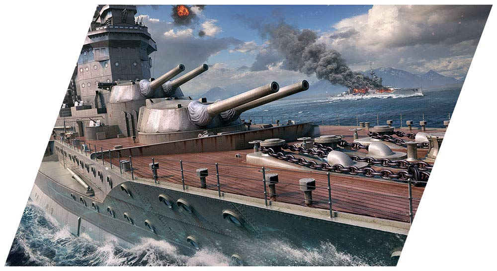 COBI World of Warships HMS Warspite