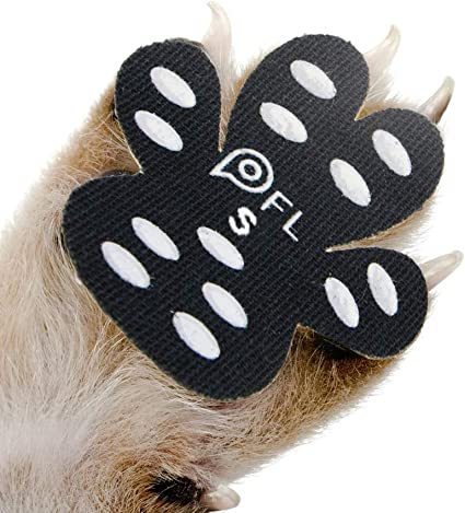 Amazon Com Dog Paw Protection Anti Slip Traction Pads With Grips