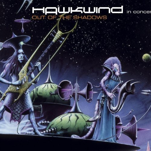 Hawkwind - Out Of The Shadows - (SECDP157) - DELUXE EDITION - CD - FLAC - 2017 - WRE Download