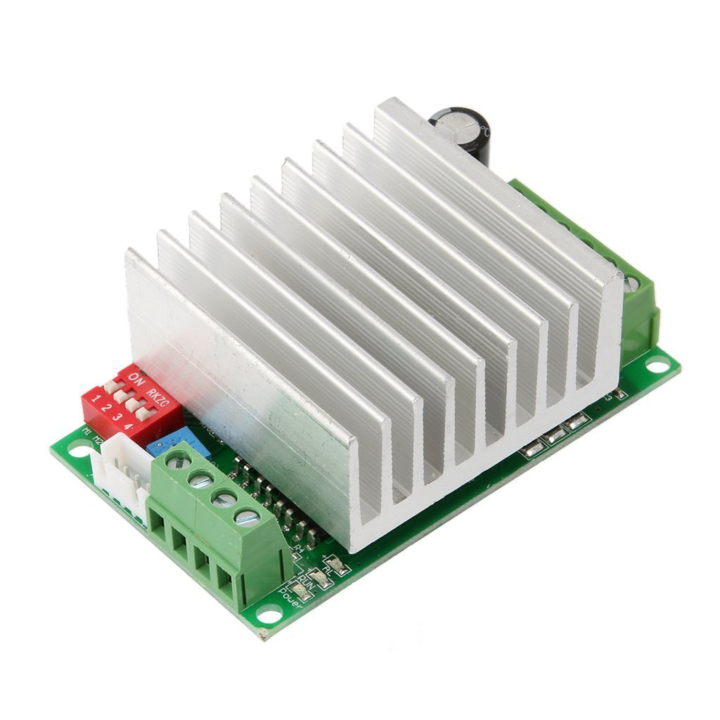 Qjoy 4.5A TB6600 TB6600HG Single Axis Stepper Motor Driver Controller Replace TB6560 105825