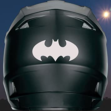 Amazoncom Bat Reflective Helmet Decal Choose Color - Reflective helmet decals