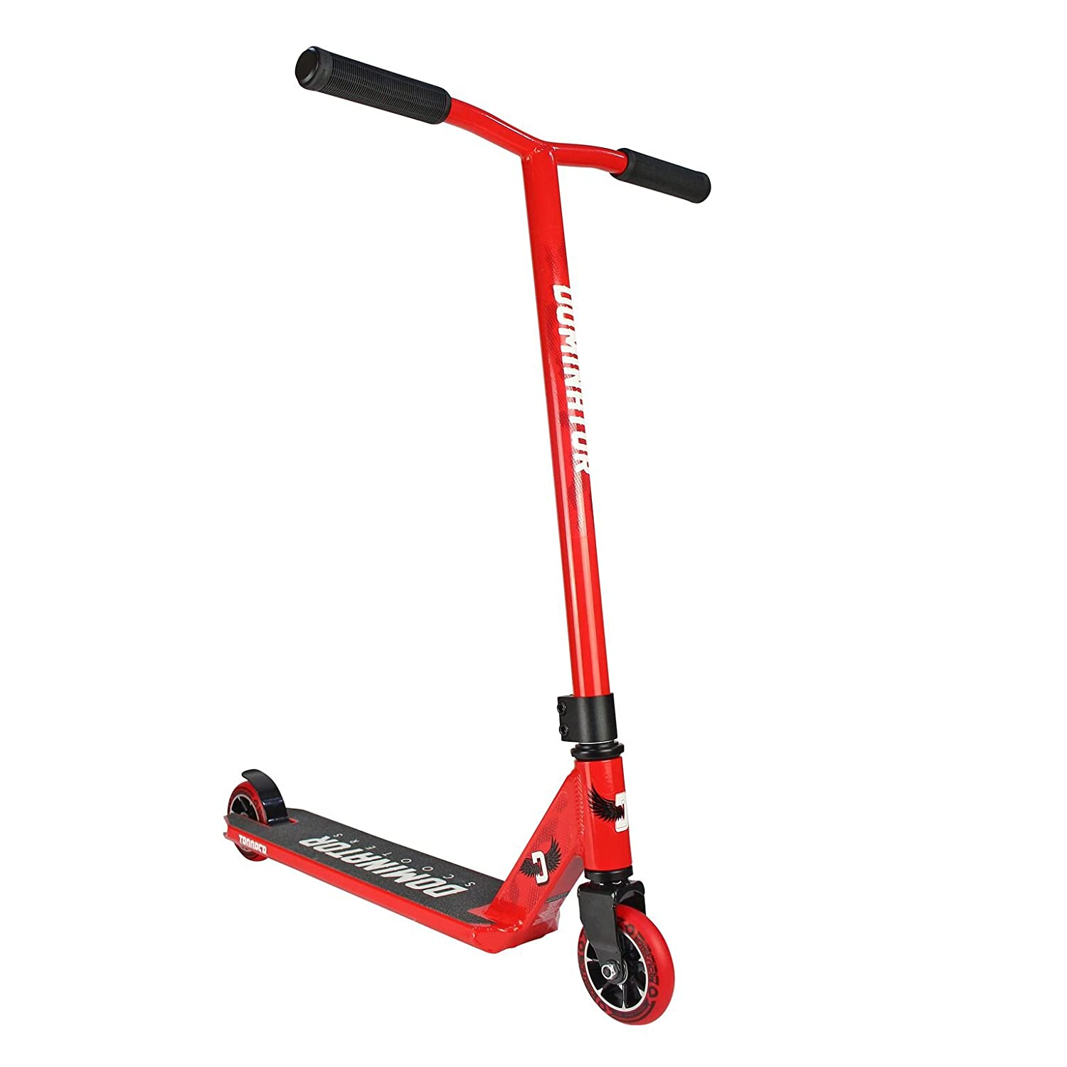 Dominator Trooper Pro Scooter Red