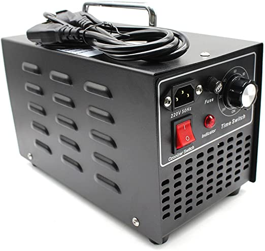 DiLiBee Ozonizador generador de ozono 10G Smellkiller,Purificador ...